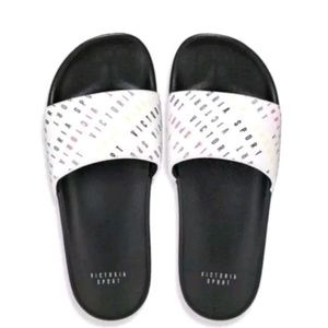 Victoria's Secret Sport Slides Sandals